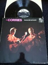 The Corries - Bonnet, Belt & Sword Vinyl LP UK Fontana STL5401 (1967) Celtic