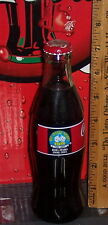 2001 HOT AUGUST NIGHTS RENO/SPARKS NEVADA  15TH 8 OUNCE GLASS COCA COLA BOTTLE