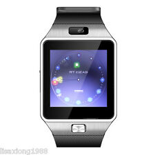 Bluetooth Smart Watch Phone Mate with 2.0M Camera for Android iPhone Samsung HTC