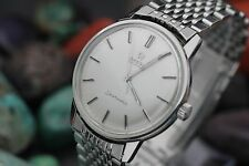C.1967 OMEGA Seamaster Automatic Cal. 552 Stainless Steel Men's Dress Watch