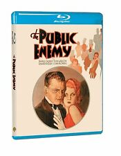 THE PUBLIC ENEMY (1931 James Cagney)  -  Blu Ray - Sealed Region free for UK
