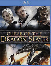 Action Film-Curse of the Dragon Slayer (Blu-Ray, 2013, Widescreen)-Color105 Mins