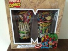 Marvel Comics AVENGERS Superheroes TOILETRIES hero DAD BOYS GIFT SET FACE SHOWER