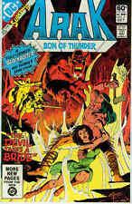 Arak, Son of Thunder # 2 (USA,1981)