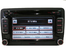 Car Stereo Radio BOSCH RCD510 RDS AUX MP3 VW Golf Passat Tiguan Touran EOS CODE