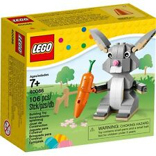 [NEW] Lego Easter Bunny with Carrot (40086) - Lego 40086 *Retired