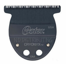"""Oster Taler T-Blade Trimmer Black Replacement Blade 1/125"""" (0.2mm) Cryonyx NEW"""