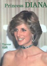 Princess Diana RARE Trevor Hall Book LARGE 2000 PICS Ultimate !!!!!