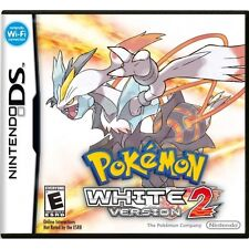 Pokemon White Version 2 DS Game Brand New