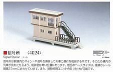 TOMIX Structure N Scale 1/150 : 4024 Signal Station