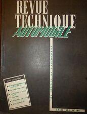 Revue technique MOTEURS PERKINS P3 P4 P6 R6 RTA 108 1955 CAMION TRACTEUR BUS
