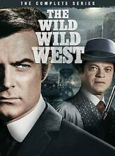 The Wild Wild West - The Complete Series (DVD, 2015)