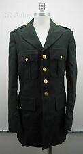 US Military Army Mens Dress Green Uniform Jacket Coat 38 XL 8405 01 330 7409