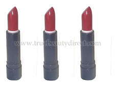 3 x COTY PARIS MISS SPORTY PERFECT COLOUR LIPSTICK DREAM 055 RED MORE IN SHOP