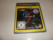 PlayStation 3  PS3  Gran Turismo 5 [Platinum]