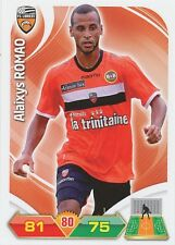 ALAIXYS ROMAO # TOGO FC.LORIENT TRADING CARDS ADRENALYN PANINI FOOT 2013