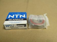 NIB NTN 6005LLUC3/EM BALL BEARING RUBBER SHIELD BOTH SIDES 6005 LLU 25x47x12 NEW