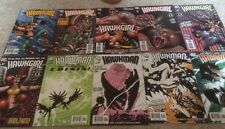 Hawkman Hawkgirl (2002) 10 Issue Bundle 46, 47, 48, 49, 50, 51, 52, 53, 55 & 56