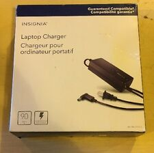INSIGNIA NS-PWLC591 90W 19V UNIVERSAL LAPTOP CHARGER
