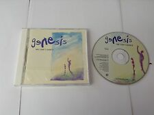We Can't Dance by Genesis (1997) CD