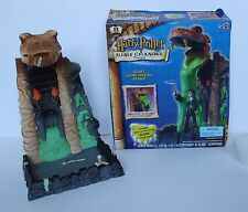 Harry Potter Slime Chamber playset with slime oozing snake Mattel 2001