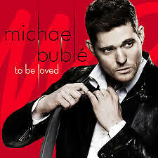MICHAEL BUBLE' TO BE LOVED DELUXE EDITION EDIZIONE LIMITATA CD NUOVO !!