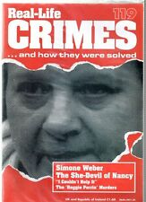 Real-Life Crimes Magazine - Part 119