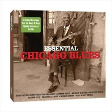 Essential Chicago Blues New CD