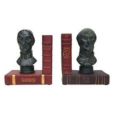 Disney Parks Haunted Mansion 45th Anniversary Master Gracey Bookends Figurine