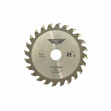 24 Teeth Wood Cutting Saw Blade For Worx Mini Circular WorxSaw - 400W.