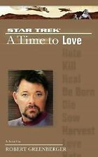 A Time to Love (Star Trek (Unnumbered Paperback))