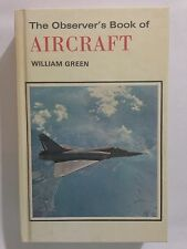 THE OBSERVER BOOK AIRCRAFT 1979 AVION AVIATION OBSERVATEUR ILLUSTRE