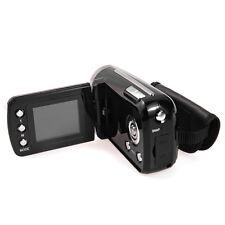 """Digital DV Camcorder Kamera 8X Zoom Videokamera Mini 1,5"""" TFT 12,8x11,3x7cm"""