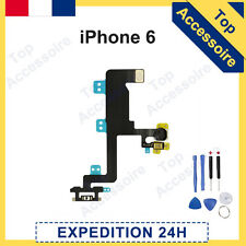 IPHONE 6 ORIGINAL NAPPE FLEX DU BOUTON POWER ON/OFF + OUTILS