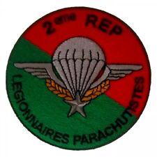 Ecusson / Patch - 2ème REP (Régiment Etranger Parachutiste)