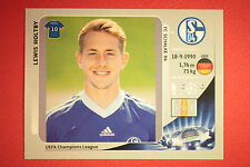 PANINI CHAMPIONS LEAGUE 2012/13 N. 114 HOLTBY SCHALKE 04 BLACK BACK MINT!