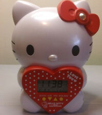 Seiko Hello Kitty Speaking Clock 40th Anniversary LE Japanese JF377A