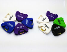 10pcs Plastic Guitar Pick Plectrum Holder Case Box mixed colours Holder Portable