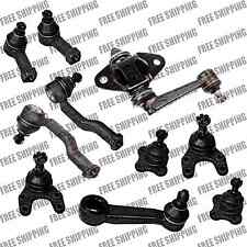 SUSPENSION MAZDA B2200 B2600 2WD 91-92-93 BALL JOINTS PITMAN IDLER TIE RODS
