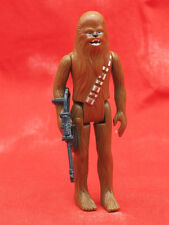 Vintage Star Wars Chewbacca Action Figure with Weapon Complete