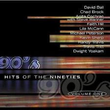 Various Artists Hits of the 90s 1 CD