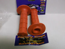 PRO-CROSS GRIPS RED / FACTORY - IMAGE / OFF ROAD AND ENDURO REF BC31384 - T