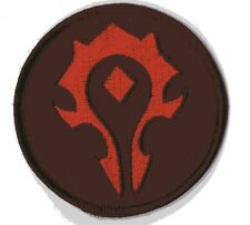 PARCHE WOW WORLD OF WARCRAFT LA HORDA THE HORDER PATCH
