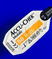 Accu-Chek Mobile Blood Glucose Diabetic Test Strips/Cassettes - RRP £40