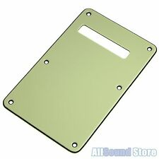 NEW - MINT GREEN 3-Ply Back Plate Tremolo Cover for Fender Stratocaster Strat®