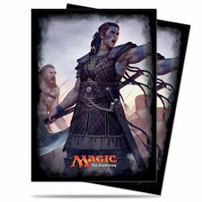 Ultra Pro MTG Commander 2016 120ct Card Deck Sleeves 86477 Saskia