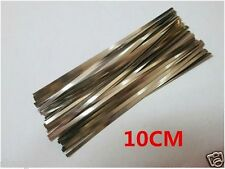 10pcs 10cm Nickel Strips belt for Mobile Power Bank 18650 Battery Charger DIY