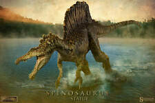 "Dinosaur Spinosaurus Limited 32"" statue Sideshow Collectibles"
