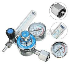 Argon CO2 Regulator Mig Tig Flow meter Pressure Reducer Gauge Welding  Machine