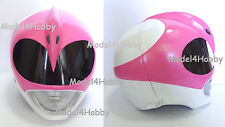 Cosplay! Mighty Morphin Power Rangers PINK RANGER 1/1 Scale Helmet Action Hero